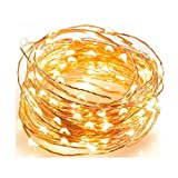 Best Universal Lighting and Decor String Lights - Hirosa LED String Lights 33 ft with 100 Review