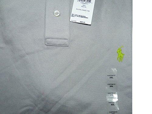 Ralph Lauren Herren Poloshirt Grau Grau