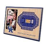 NCAA Kentucky Wildcats 3D StadiumViews Picture Frame