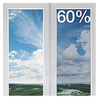 - BDF NC60 Window Film Premium Transparent Heat Control & UV Cut Nichrome 60 (36