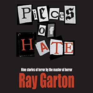 Pieces of Hate Audiobook