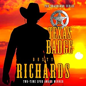 The Texas Badge Audiobook