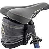 Axiom Catskill LX Seat Bag, Grey/Black