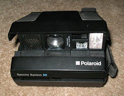 POLAROID SPECTRA SYSTEM SE INSTANT CAMERA (NO FILM)