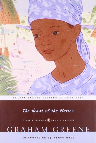 Book cover for The Heart of the Matter