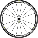 2016 Mavic Ksyrium Elite 25 Front Wheel and Tire System Black