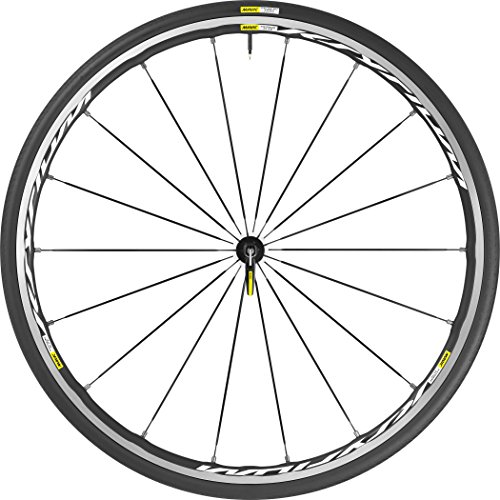 Mavic Ksyrium Rims (2016 Mavic Ksyrium Elite 25 Front Wheel and Tire System Black)