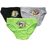Bodycare Ben10 Cartoon Coloured Cotton Boys Brief (Pack of 4) (8-10 years)