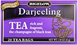 Bigelow Tea Darjeeling Tea, 20 ct For Sale