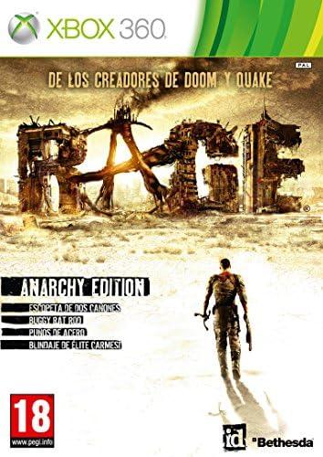 Rage Anarchy Edition: Amazon.es: Videojuegos