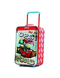American Tourister Disney Boys Softside Upright 18-Inch, Cars, International Carry-On
