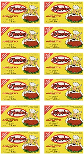 El Yucateco Achiote Paste, 3.5-Ounce (Pack of 12)