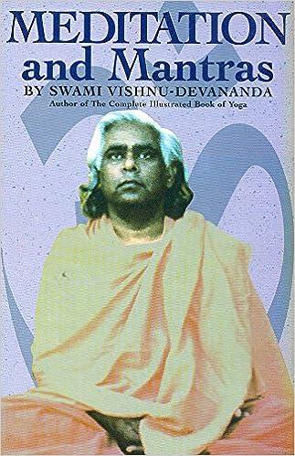 """Résultat de recherche d'images pour """"Meditation and Mantras - Swami Vishnudevananda"""""""