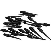 F Fityle 20 Unidades Puntas Suaves de Dardos Electrónicos para Juego de Fiestas, Duraderas para Uso Prolongado