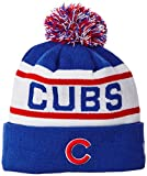 MLB Chicago Cubs New Era Biggest Fan Redux Knit Beanie, One Size, Black