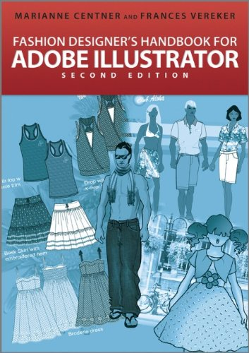 Fashion Designer's Handbook for Adobe - For Illustrator Fashion Designers