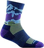 Darn Tough Three Peaks Jr. Micro Crew Light Cushion Socks - Girl&#