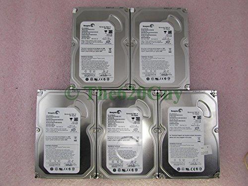 Lot of 5 Seagate ST3160815AS Barracuda 7200.10 160GB 7200RPM 8MB SATA Hard Drive