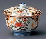 ARITA-IWA-BOTAN 3.9inches Set of 5 Tea Cups Jiki Japanese Original Porcelain