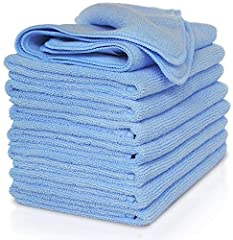 Do your microfiber cloths leave things clean as a whistle?If you've used microfiber cloths before you've probably discovered that all microfiber towels are not created equally. Many are thin, leave behind lint and the edges unravel easily. Ot...