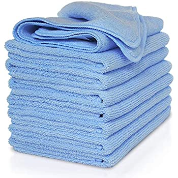 Cleaning Towels & Cloths Open-Minded 10x Blue Microfiber Cleaning Auto Car Detailing Soft Cloths Wash Towel Duster