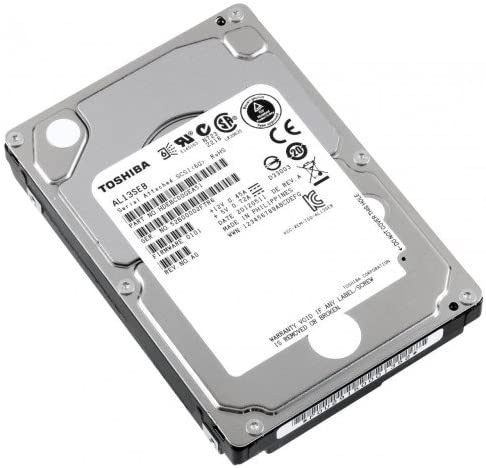 AL13SEB900 Toshiba SAS 2.5 900GB 10K Certified Refurbished
