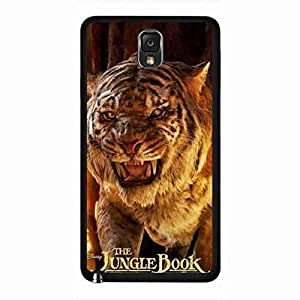 Forever Collectibles Dual Hybrid Hardshell The Jungle Book funda For Samsung Galaxy Note 3, The Jungle Book Samsung Galaxy Note 3 Cover TPU funda, Samsung Galaxy Note 3 The Jungle Book Aegis funda