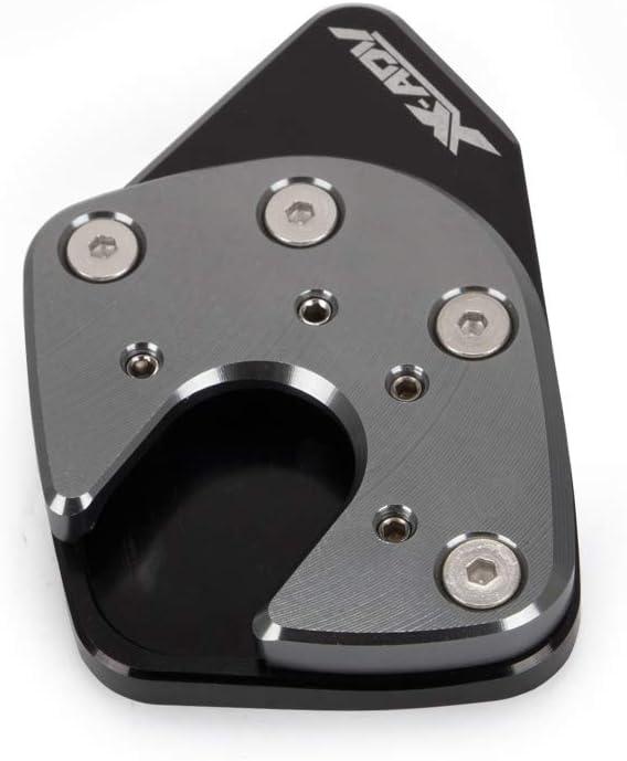 ETbotu Piede cavalletto Moto Professionale Sidestand Supporto prolunga Enlarger Piastra Pad Accessori per Honda x-ADV