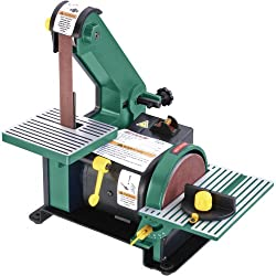 2. Grizzly H6070 Belt and Disc Sander