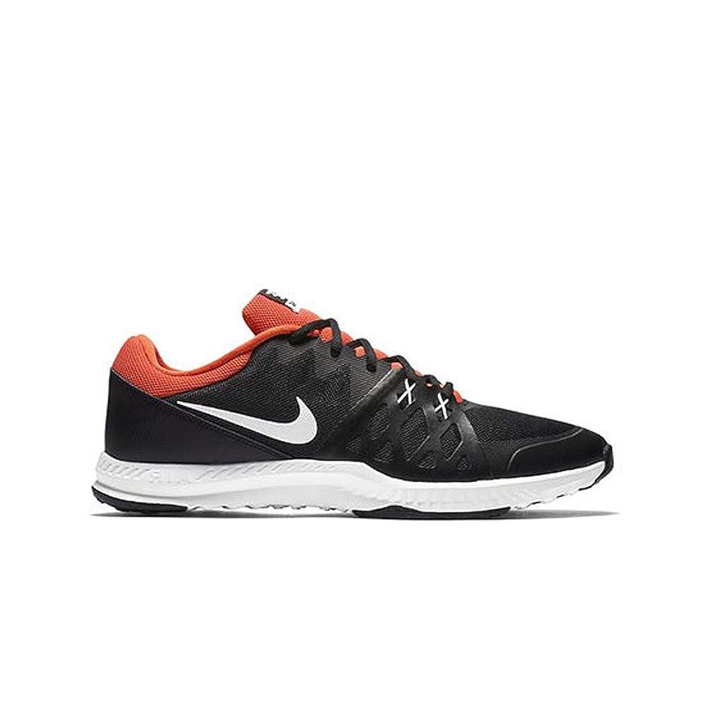 Nike - Air Epic Speed TR II - 852456003 - Farbe  Schwarz-Rot-Weiß - Größe  42.0