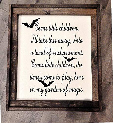 Dozili Come Little Children. Hocus Pocus Halloween -