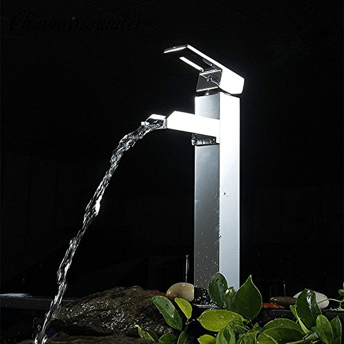 NewBorn Faucet Water Taps Hot And Cold Water The Brass Water Tap S Single Hole Creative High, Hot & Cold Water