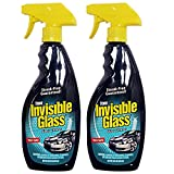 Invisible Glass 92164-2PK Premium Glass Cleaner 22-Ounce Bottle - Case of 2 44. Fluid Pack