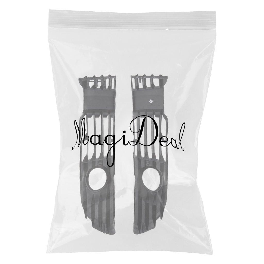 1 Paire Inf/érieure Grille de Pare-Chocs de Grille Avant Pour Les Feux de Brouillard VWPassat de B5.5