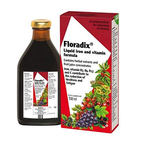 Floradix Liquid iron and vitamin formula – 500ml