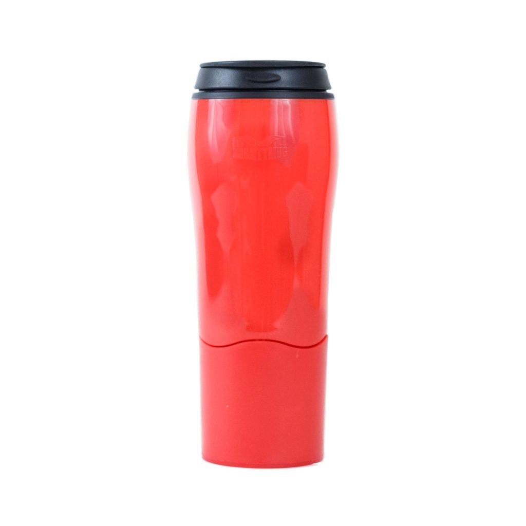 Mighty Mug Go 16oz Travel Mug, Red