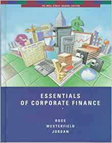 essentials of corporate finance 3rd edition pdf