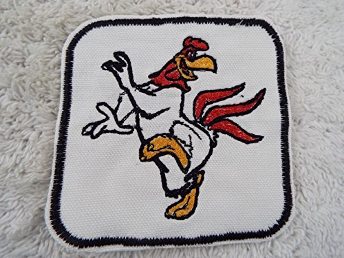 FOGHORN LEGHORN Cartoon Rooster Embroidered Iron-on -