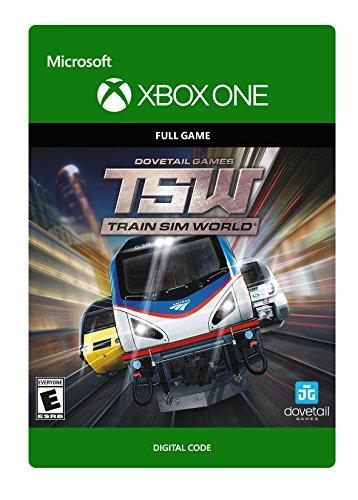 Train Sim World - Xbox One [Digital Code] (Train Simulator Xbox)