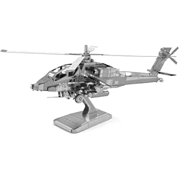 Fascinations Metal Earth AH-64 Apache