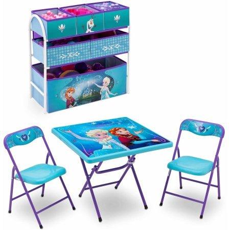 Disney Frozen Durable, Stylish, Vibrant, Colorful, Sturdy, Playroom Solution (Frozen Multi Bin Organizer compare prices)