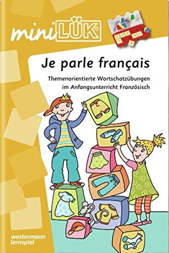 miniLÜK / Französisch: miniLÜK: Je parle français 2: Französisch-Anfangsunterricht