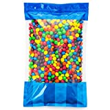 Bulk M&M's Peanut Butter in a Resealable Bomber Bag - Guaranteed 5 lbs - Fresh, Tasty Treats – Great for Office Candy Bowls - Wholesale - Cooking - Baking - Vending - Holidays - Parties