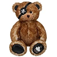 Build a Bear Workshop, Pirate Teddy Bear, 16 in. from Build A Bear