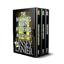 The Miranda's Rights Mysteries: Books 1-3