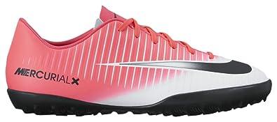 40412fb33a0 Nike Youth MercurialX Vapor XI Turf Shoes  Racer Pink  (1.5Y)