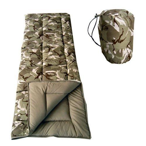 Sunncamp Junior Camouflage Sleeping Bag