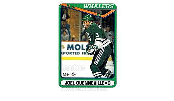 9fad9d878 Amazon.com  (CI) Joel Quenneville Hockey Card 1990-91 O-Pee-Chee (base) 418 Joel  Quenneville  Collectibles   Fine Art