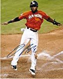 Signed Reyes Picture - 8x10 - Autographed MLB Photos
