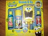 Spongebob Groom and Go Set